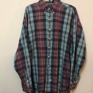 Men's Ralph Lauren Shirt- XL